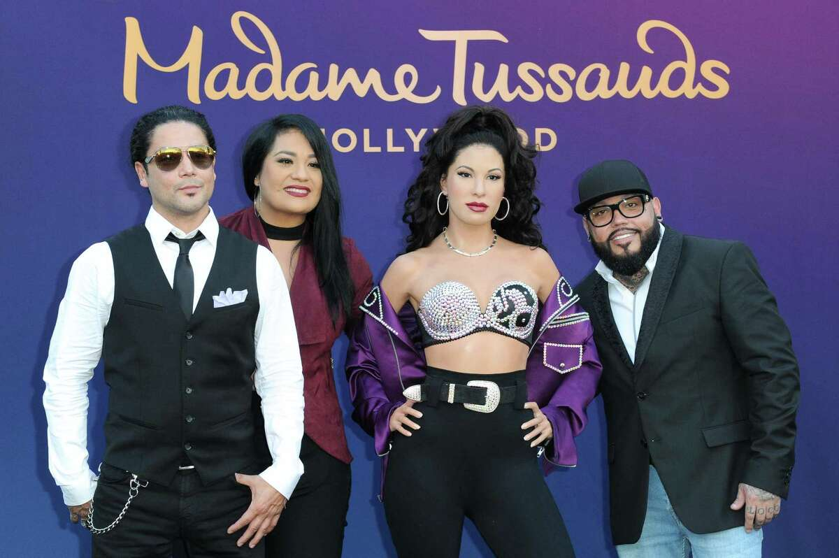 """After a years-long, complex battle over Selena's estate and which party, her family or her husband, has the right to produce content based on her life, Chris Perez says he and the Quintanillas have resolved their issues """"amicably."""""""