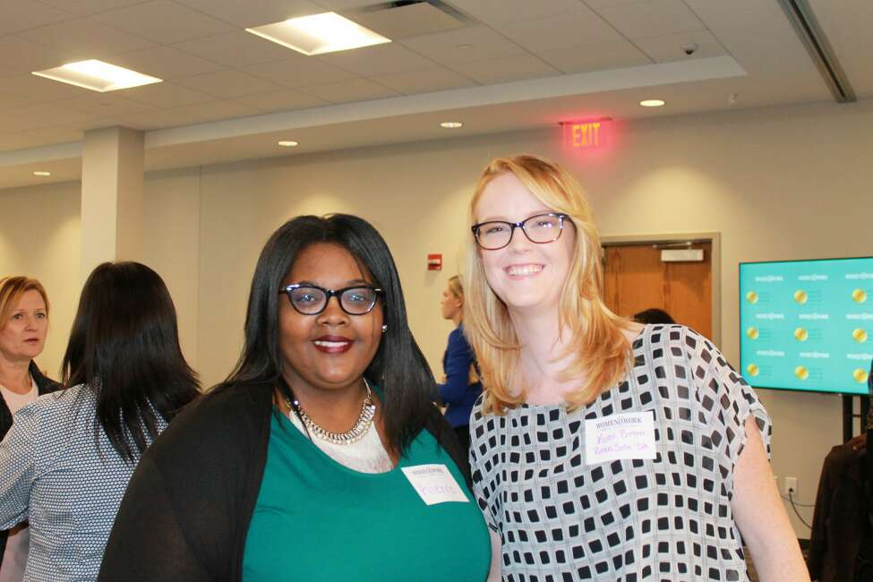Were you Seen at the Women, Technology and Entrepreneurship event with Darcy Frisch on November 1, 2017, at the Hearst Media Center?