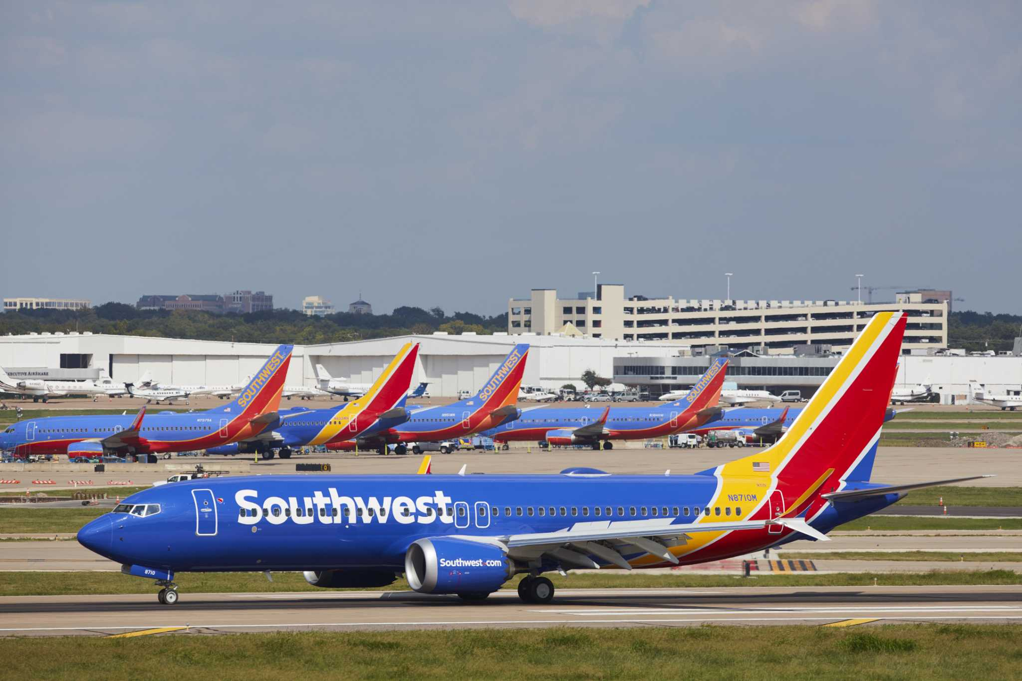 Southwest Airlines Adds Three Nonstop Routes As San