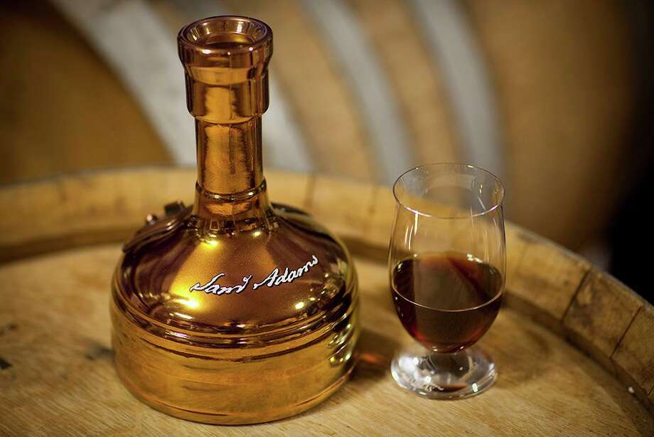 The 2017 Samuel Adams Utopias has a 28% ABV and costs $199.Click through to see where you can grab a craft beer in Connecticut.  Photo: Samuel Adams