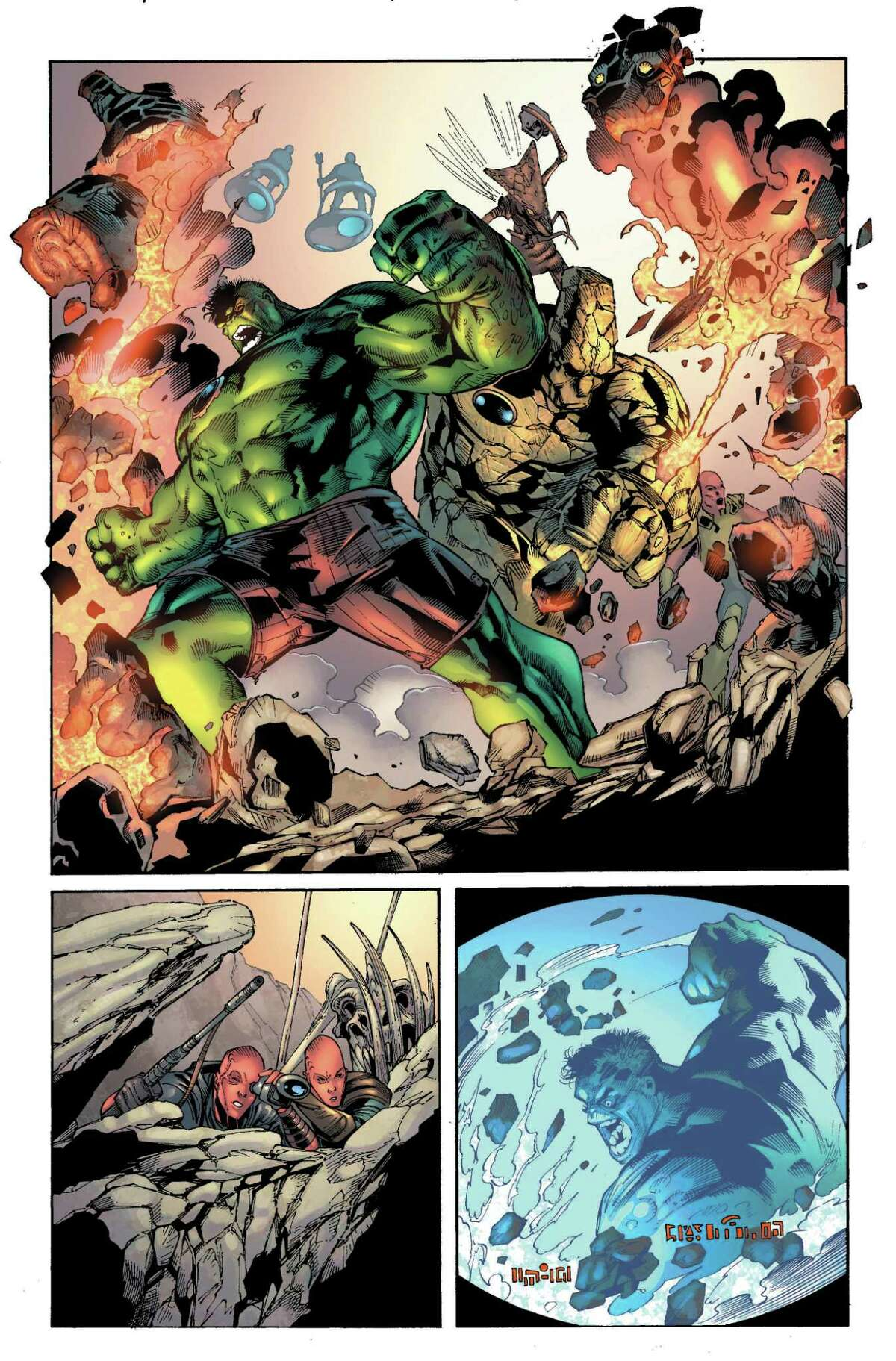 Hulk's