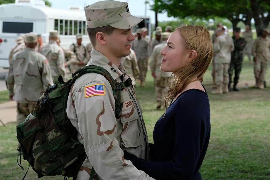 """The Long Road Home"" is an emotionally shattering drama about a single deadly day for American troops in Iraq.  Photo: National Geographic/Van Redin"