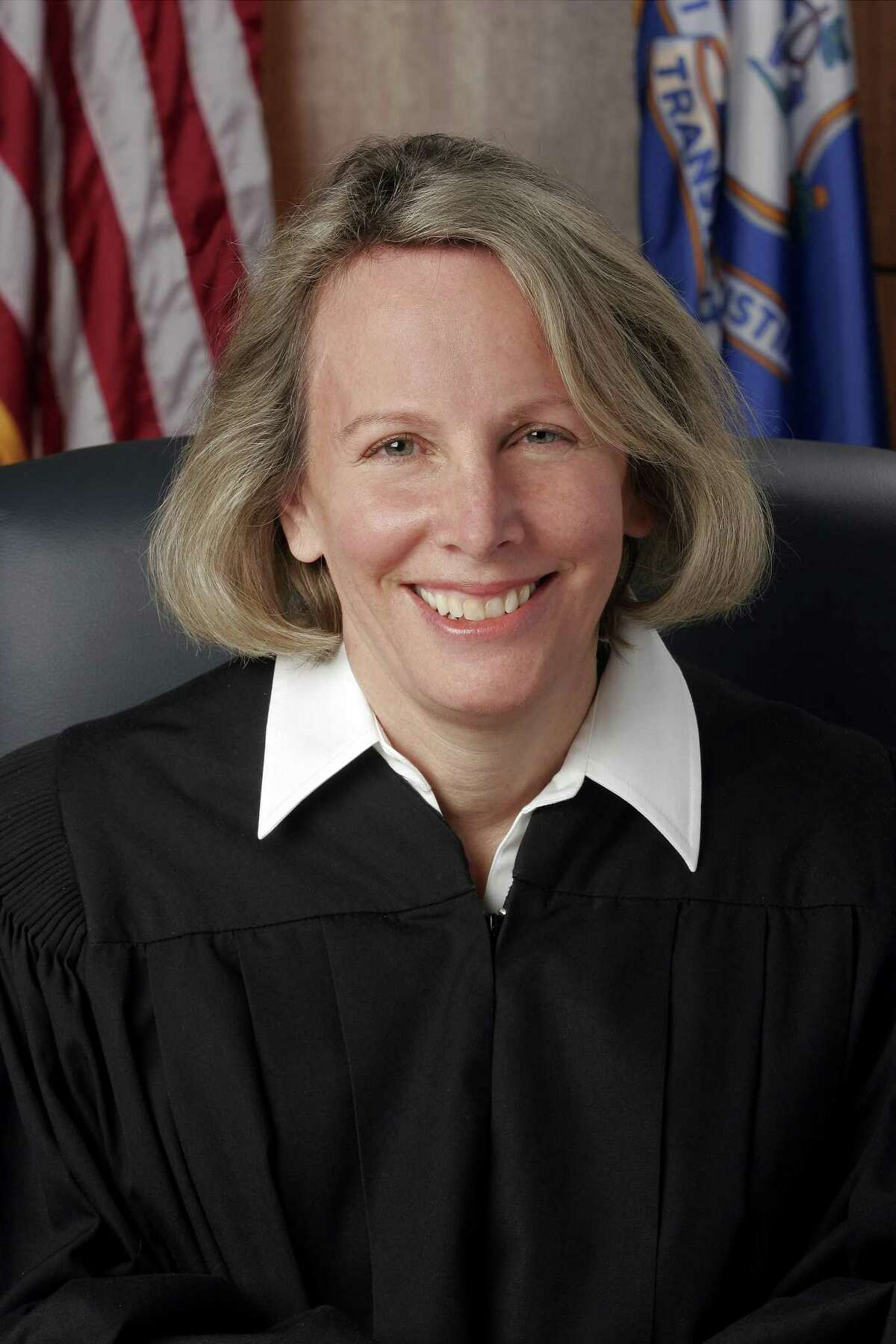 Chief Justice Chase T. Rogers will retire in February.