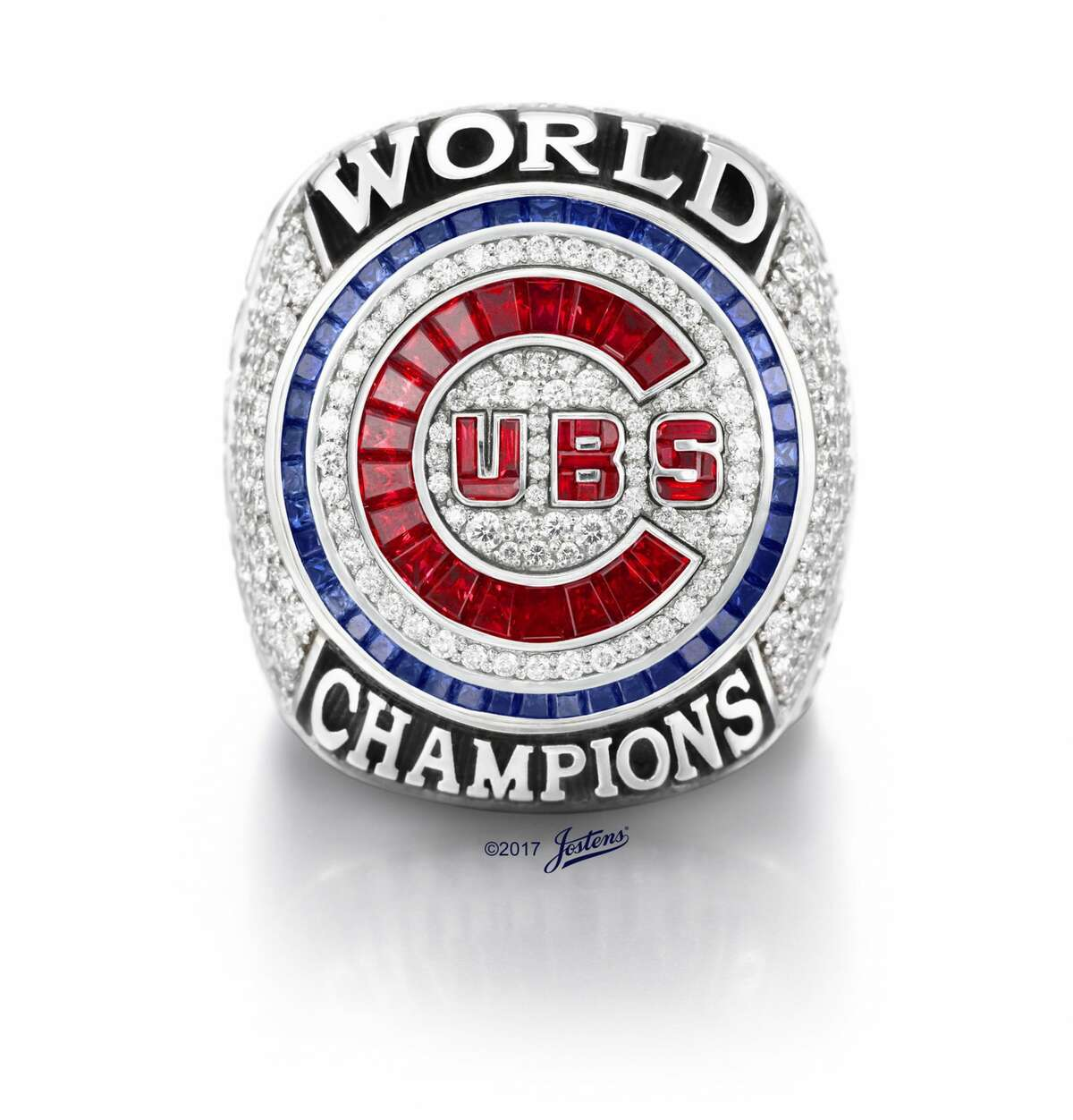 An authentic Chicago Cubs World Series ring has been removed from an online auction, and the scout who tried to sell it is no longer with the team. (PRNewsfoto/Jostens)