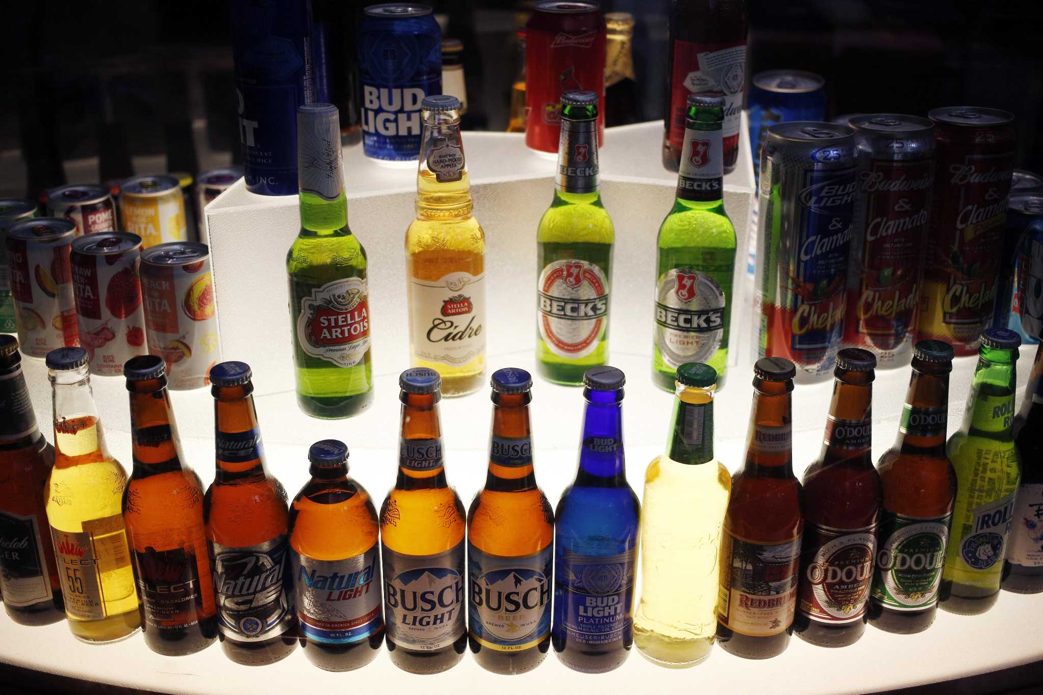 Could craft beer buy out anheuser busch san antonio for Craft beer san antonio