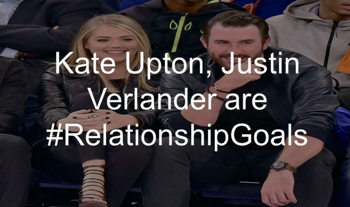 See photos that prove Kate Upton and Justin Verlander are #RelationshipGoals