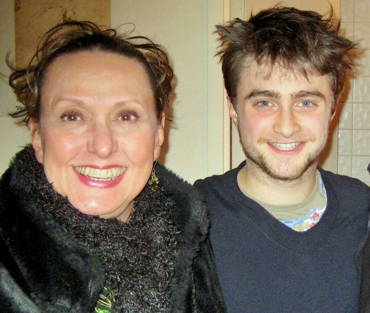Voice teacher Jeannette LoVetri, who grew up in Greenwich, is a well-regarded voice teacher has worked with top-notch talent, including actor and Broadway star Daniel Radcliffe.