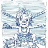 Blitt,' a collection of provocative cartoons by Barry Blitt