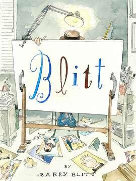 """Blitt,"" published by Riverhead Books"