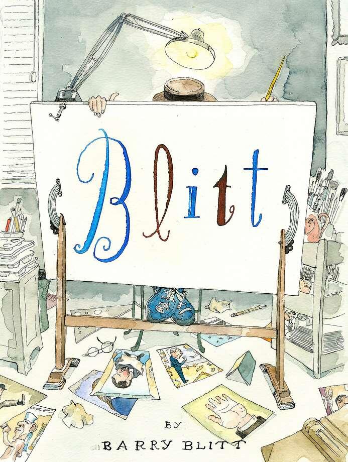 """Blitt,"" published by Riverhead Books. Photo: ""Blitt"""