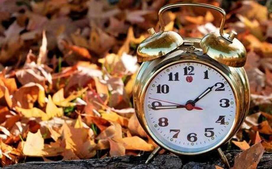 """Time to """"fall back"""" an hour. Photo: K. Paul Via Shutterstock / K. Paul Via Shutterstock"""