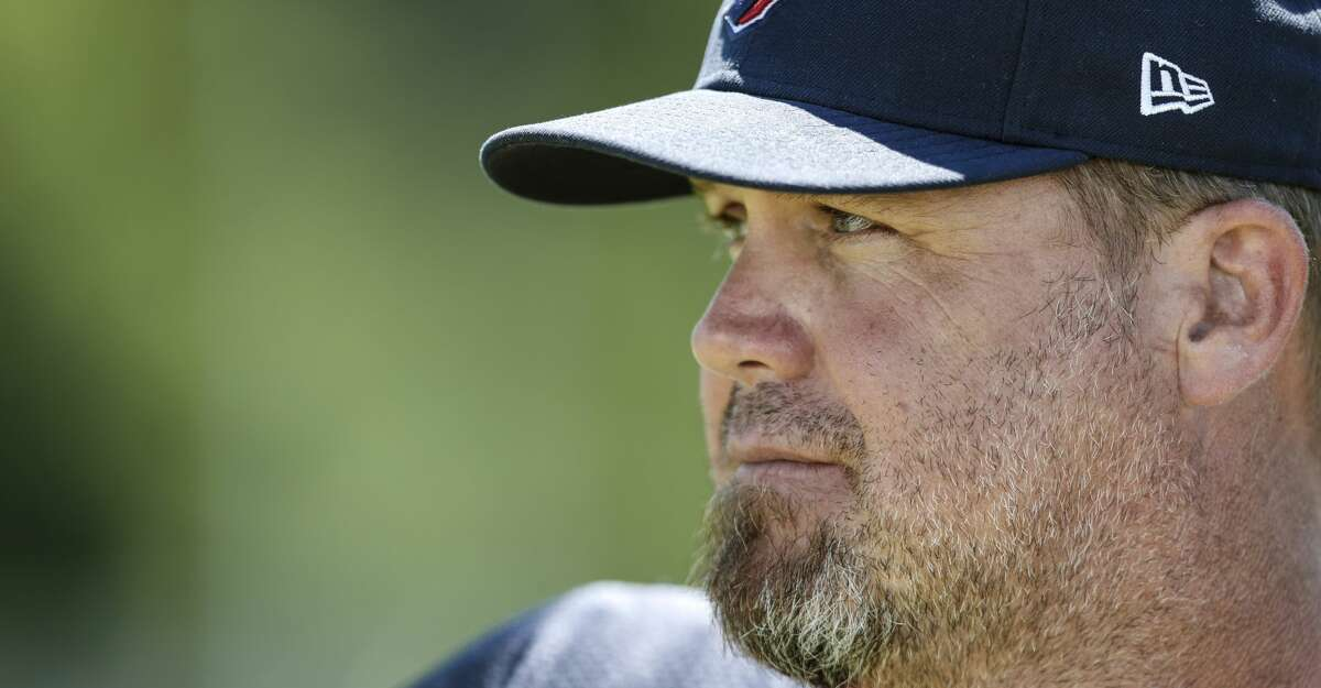 Texans punter Shane Lechler grew up as a devoted Astros fan in East Bernard, about an hour from Houston.