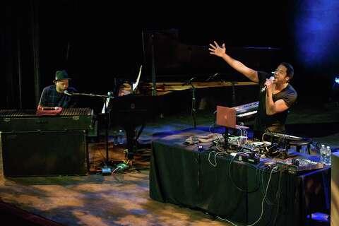 Pianist Jason Moran is taking jazz where it hasn't gone