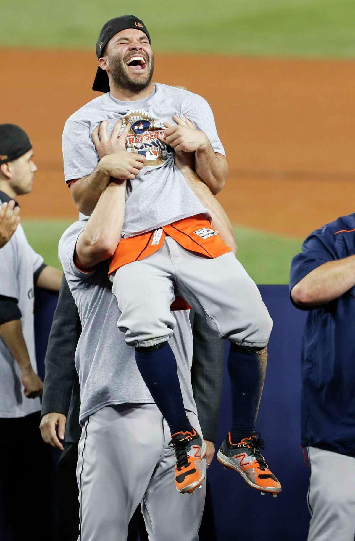Houston Astros Odds: +500