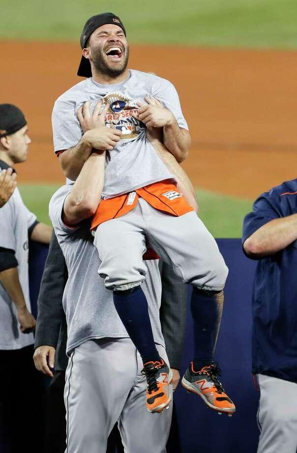 Houston AstrosOdds: +500 Photo: Brett Coomer, Staff / © 2017 Houston Chronicle