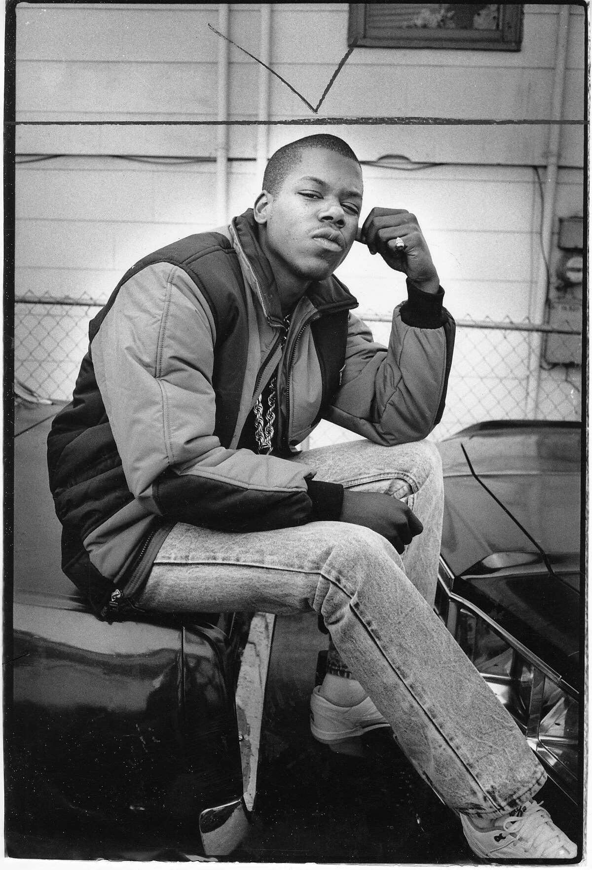 """In the opening Oakland scene, rapper Too Short's """"In the Trunk"""" is playing. Todd Anthony Shaw, aka Too Short, was born in South Central, L.A., but later moved to Oakland where he was the drummer in the band at Fremont High School."""