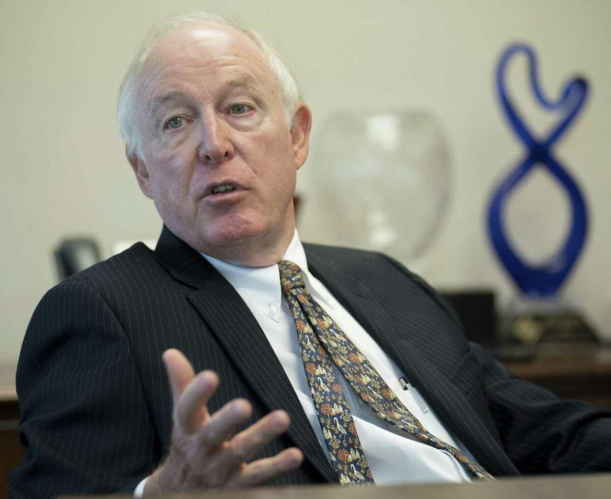 Labatt Food Service president and CEO Blair Labatt is chairman of the board of Opera San Antonio.