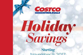 Costco has released its 2017 Holiday Savings Ad. Prices and promotion are valid Thursday, Nov. 23 at 5 p.m. and are subject to change and availability, based on the retailer's determination