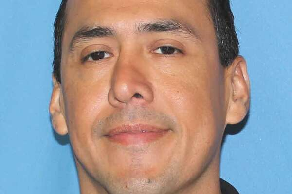 San Antonio police detective Kenneth Valdez, who has been with the department for 17 years, was fired Thursday by city officials who said he failed to investigate about 130 sexual abuse or domestic violence cases.