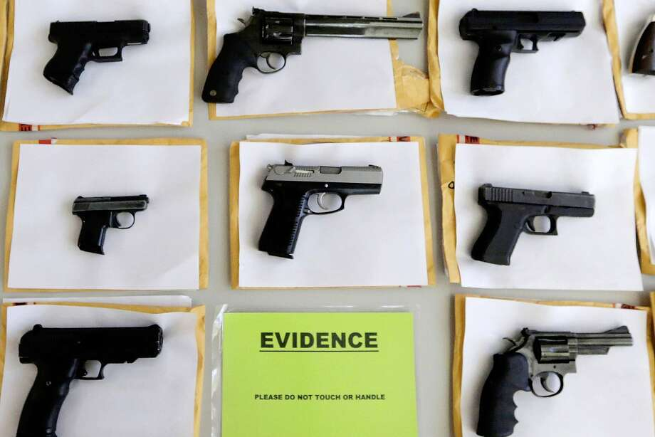 Connecticut has the fifth lowest gun death rate in the nation, according to a new analysis by the Violence Policy Center. Click through to see the states with the highest and lowest gun death rates.  Photo: M. Spencer Green, Associated Press