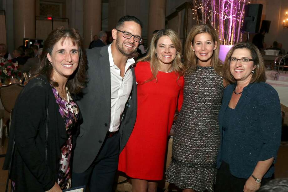 Were you Seen at The Center For Economic  Growth 30th Anniversary Celebration at The Hall of Springs in Saratoga  Springs on Thursday, Nov. 02, 2017? Photo: Joe Putrock/Special To The Times Union