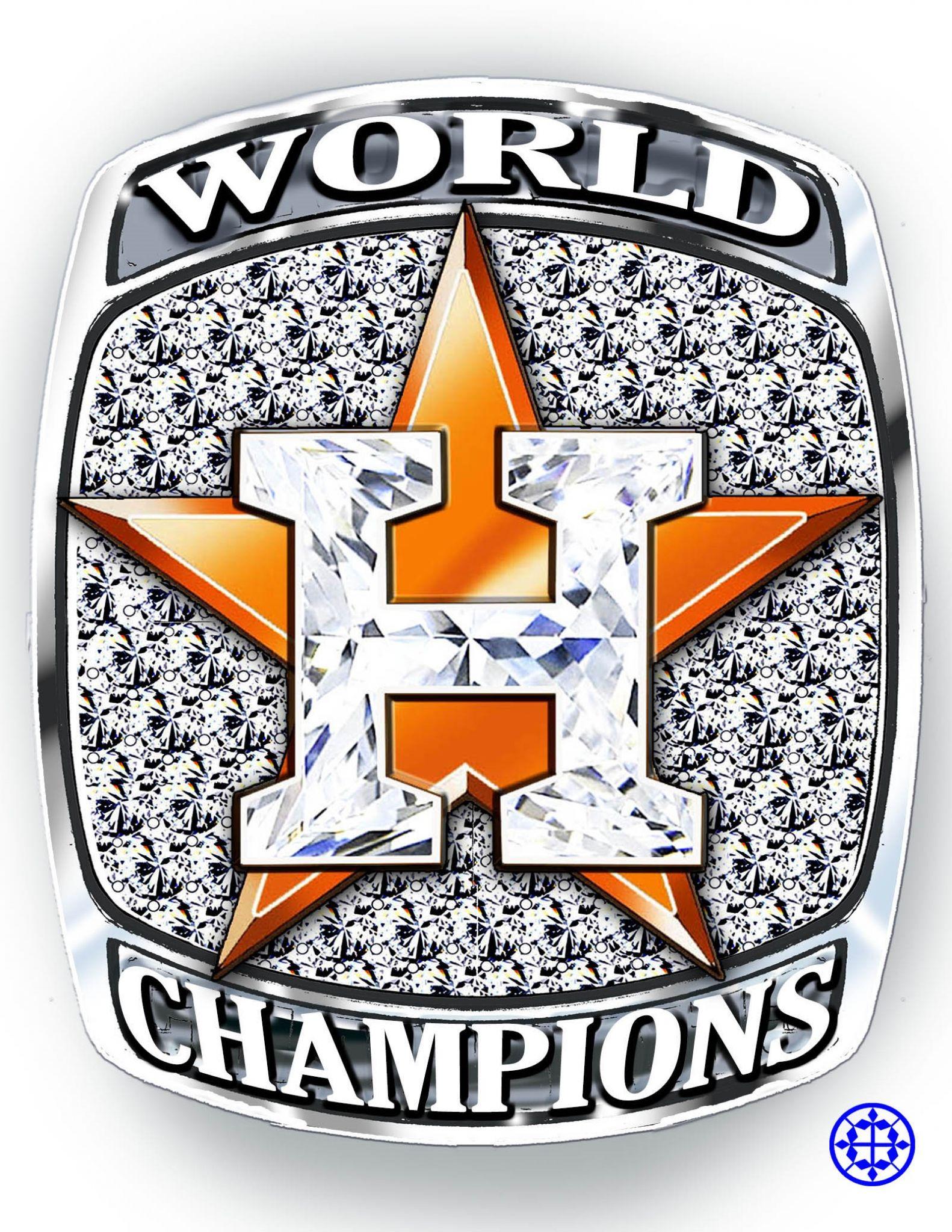 Astros Championship Rings