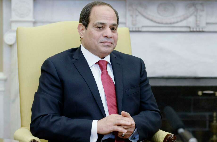 Egypt's Al-Sisi says presidency not to exceed constitutional 4-year-term