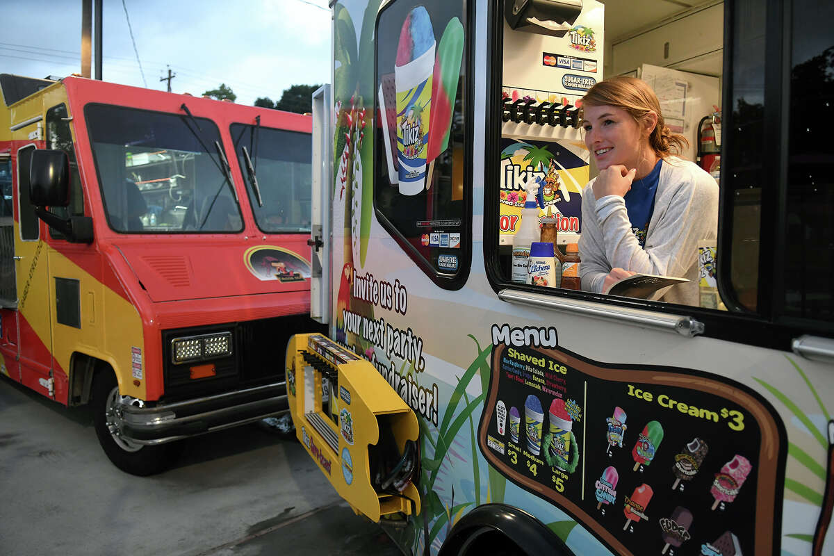 Food trucks will congregate at the Great Houston Food Truck Festival.