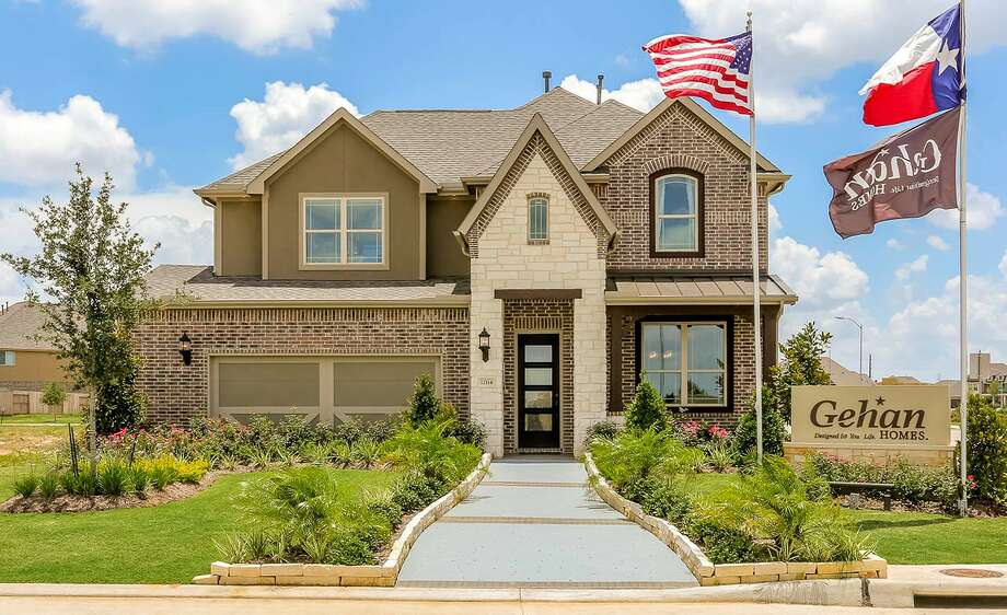 High Quality Gehan Homes Has 28 Communities Across The Greater Houston Area, Expanding  From Conroe To Texas