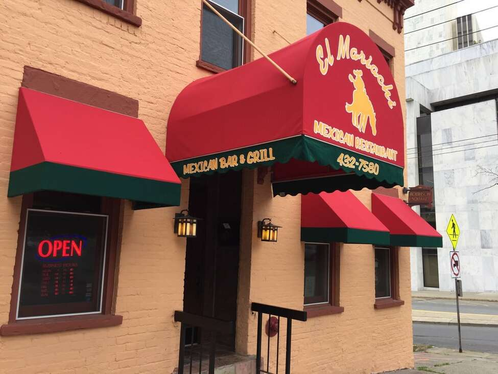 Best Mexican/Central/South American restaurant (single location): 1. El Mariachi, 289 Hamilton St., Albany.
