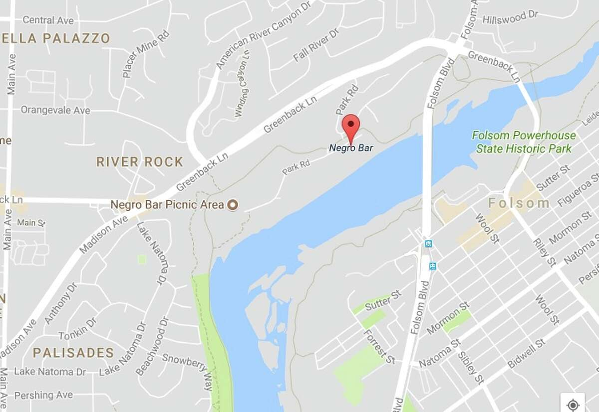 Negro Bar Recreational Area, which includes a picnic area and boat launch, lies on the northern shore of the American River in Folsom, Calif.