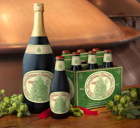 Courtesy of Anchor Brewing Company Photo: Anchor Brewing Company