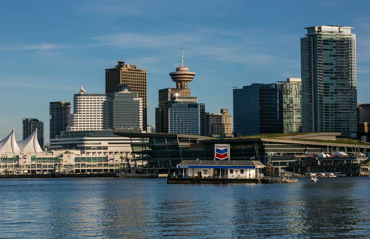 Beautiful Vancouver, British Columbia, is often thought of as a lot like Seattle. And while it may be alike in many ways, it's also better. It's a place where the