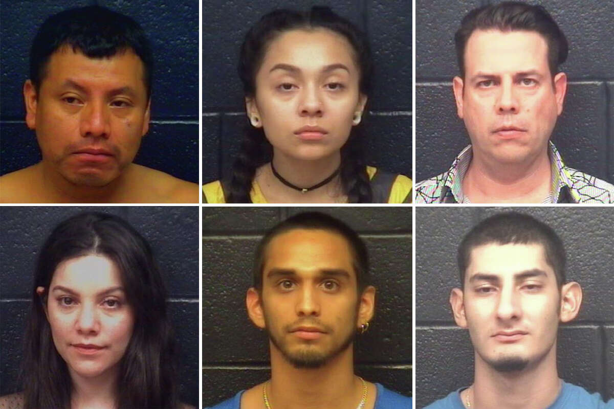 Click through this gallery to see photos of all the people arrested on suspicion of DWI charges in Webb County during the month of October 2017.