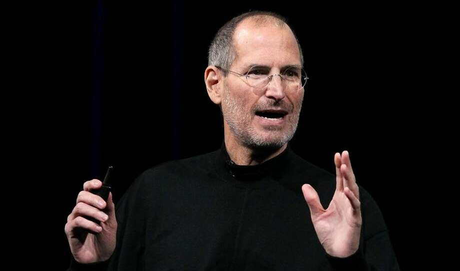 Steve Jobs Photo: Justin Sullivan | Getty Images