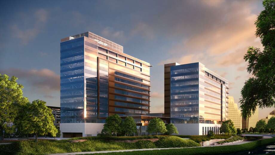 CPS Energy's new headquarter, scheduled to be completed in mid-202, will cost approximately $210 million. Photo: Courtesy Photo From CPS Energy /