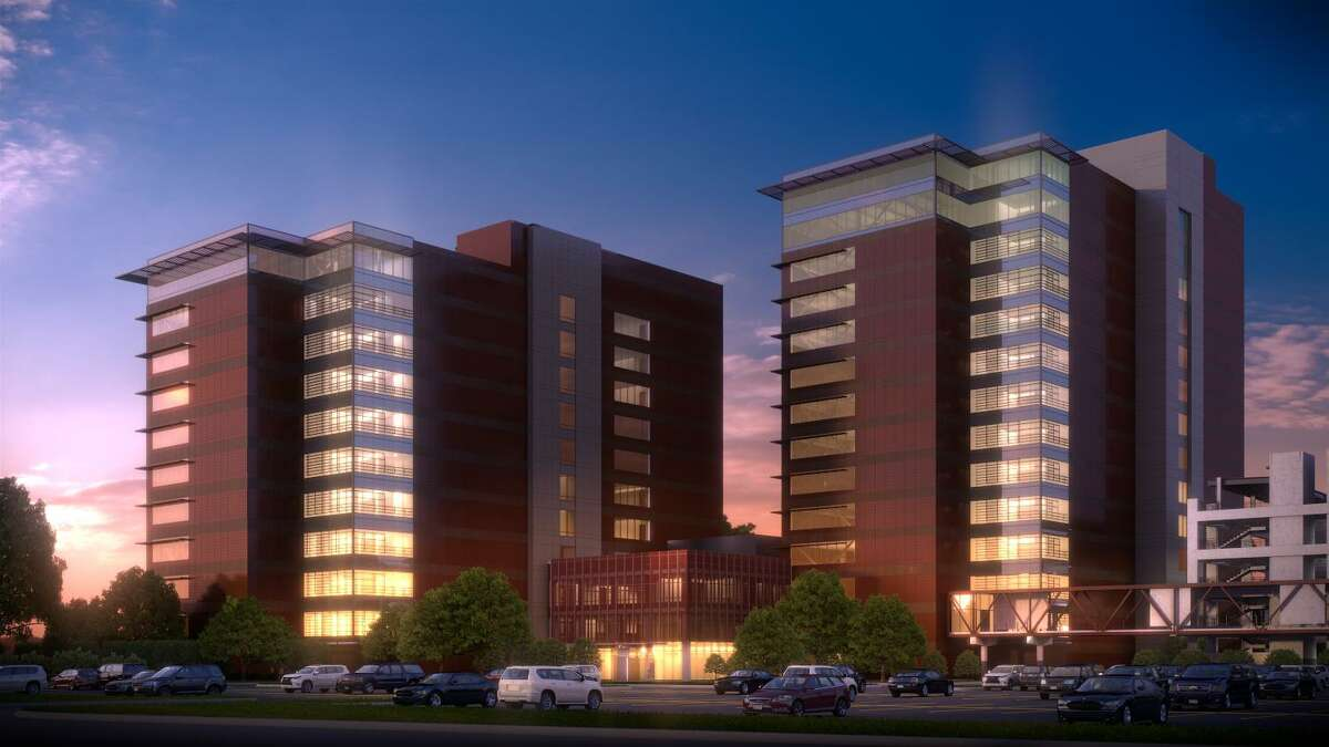 These are renderings of CPS Energy's new headquarters, given to us on Nov. 3, 2017.
