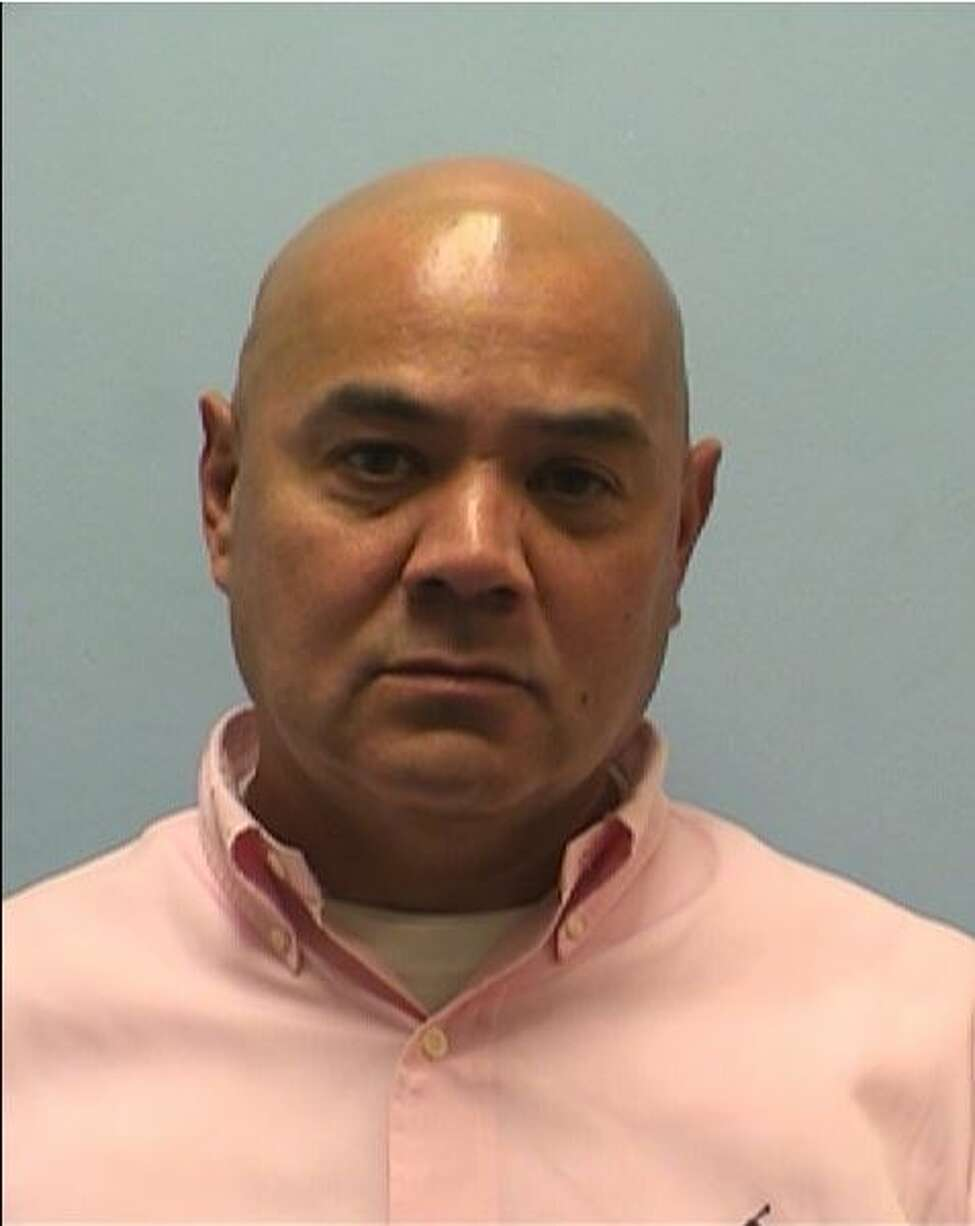 Ricky Cortez, 39, is accused of impersonating a public servant.