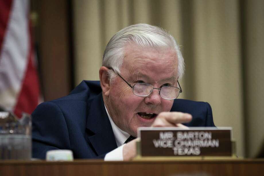 Rep. Joe Barton, R-Ennis, is the longest-serving congressman in the Texas delegation. The vice-chair of the full Energy and Commerce Committee was first elected to Congress in 1984. His 17 terms makes him the fifth-longest serving Republican in the House. Photo: Drew Angerer /Getty Images / 2017 Getty Images