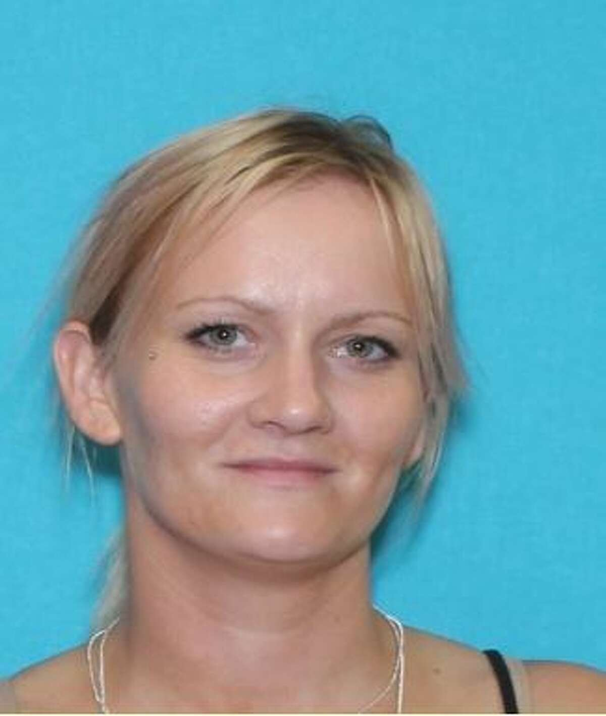 Natalie Nicole Mrizek of Porter is wanted by the Montgomery County Sheriff's Office on a charge of credit card abuse against elderly. Her warrant is active as of Nov. 1, Wednesday.