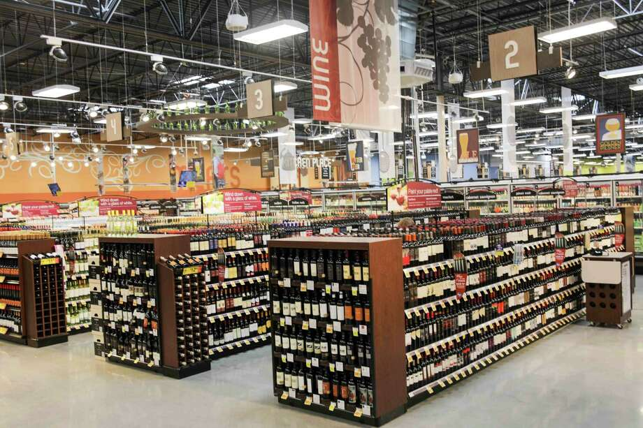 Kroger opened its eighth store in Spring last week at 2150 Spring        Stueber Road. The new 100,000 square foot location has 350 employees and        features a fuel center with 18 pumps. Photo: Kroger