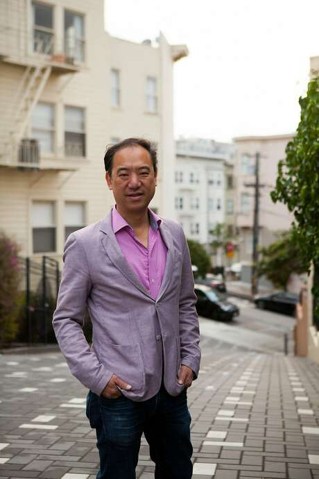 "CEO of Veritas Investments Yat-Pang Au says that his company's partnership with Airbnb is partly ""about experimentation. In a city with tight regulations, and a lot of people who really fear change, it's an opportunity to go ahead and provide a new option, try it out, get feedback from residents."" Photo: Alex Washburn, The Chronicle"