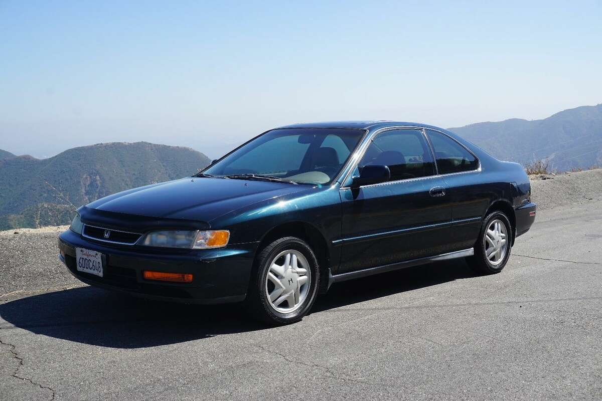 Max Lanman made a professionally-produced ad to sell his fiancee's 1996 Honda Accord.
