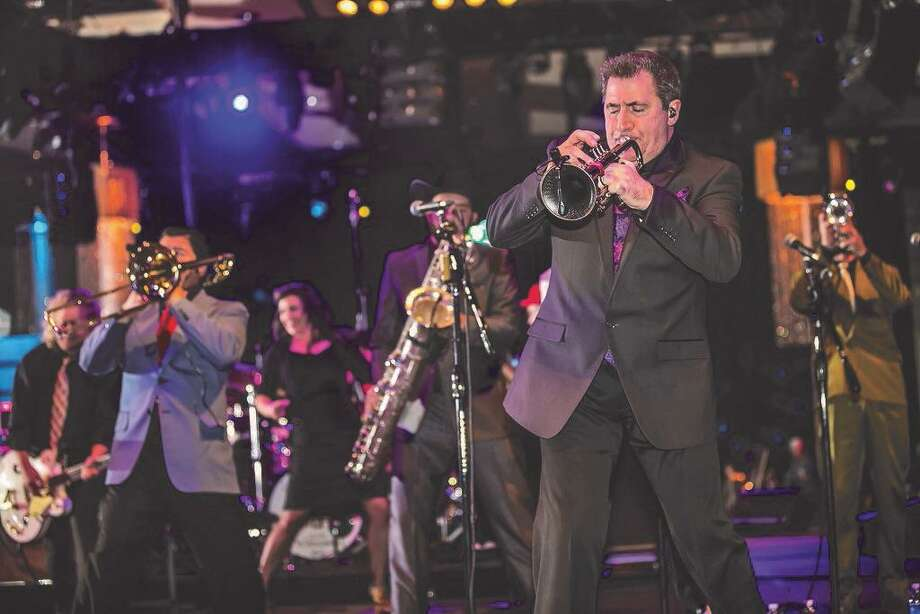 Louis Prima Jr. and the Witnesses will perform at Danbury's Palace Theatre on Friday, Nov. 10. Photo: Mandalay Bay / Contributed Photo