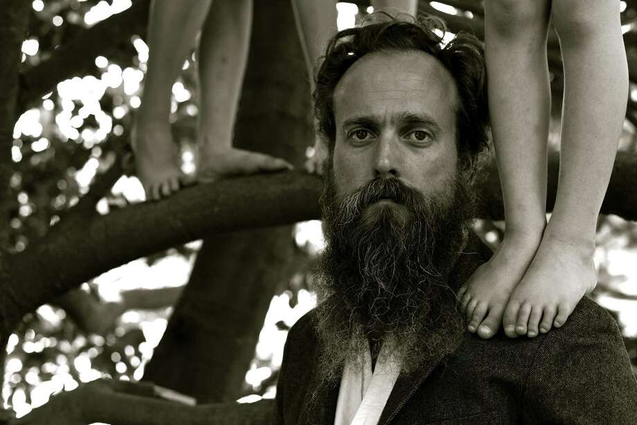 Iron & Wine performs at College Street Music Hall in New Haven on Friday, Nov. 10. Photo: Kim Black / Contributed Photo