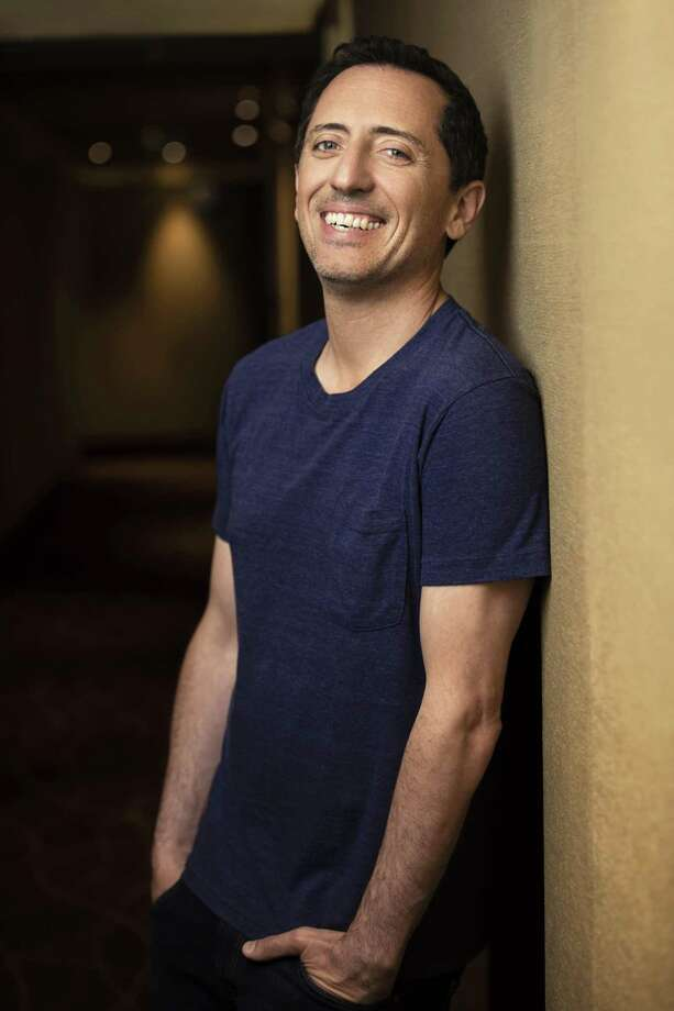 Comedian Gad Elmaleh makes a second try to introduce himself to New Haven. Photo: Personal Publicity / Contributed Photo