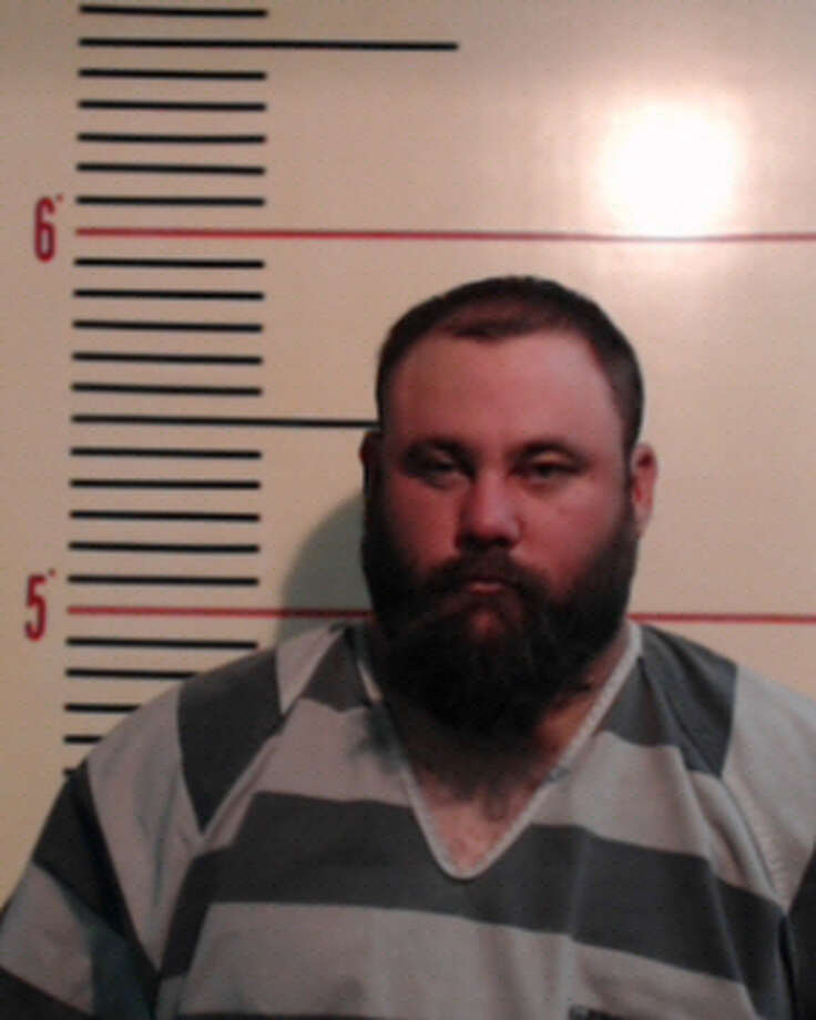 Scott Alan Bradley, 32, was arrested Nov. 3, 2017 in Weatherford and charged with public intoxication after police said they found him driving a lawn mower. Photo: Parker County Jail
