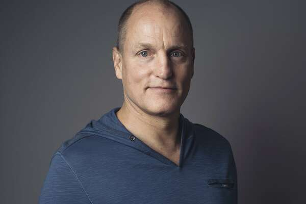 "In this Oct. 26, 2017 photo, Woody Harrelson poses for a portrait to promote his upcoming film, ""Three Billboards Outside Ebbing, Missouri"" at The Four Seasons in Los Angeles. (Photo by Casey Curry/Invision/AP)"