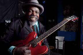 Lurrie Bell, one of the greatest living Chicago blues guitar players, will make a rare Connecticut appearance on Saturday, Nov. 11, 2017 at Black-Eyed Sally's in Hartford.