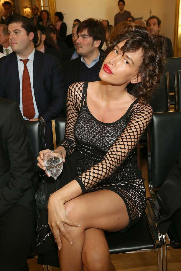 "Authorities in New York were investigating claims by at least two accusers, ""Boardwalk Empire"" actress Paz de La Huerta, above, who said he raped her twice in 2010., and aspiring actress Lucia Evans, who said Weinstein forced her to perform oral sex on him in his Manhattan office in 2004.